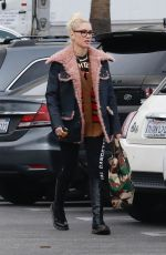 Gwen Stefani Out in Sherman Oaks