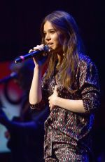 Hailee Steinfeld At ACM Lifting Lives Presents: Borderline Strong Concert in Thousand Oaks