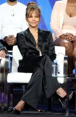 Halle Berry At 2019 Winter TCA Tour - Day 14 in Pasadena