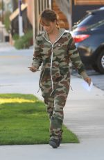 Halle Berry Out in LA