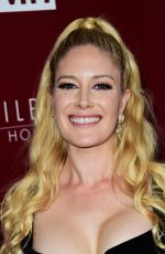 Heidi Pratt At VH1 Trailblazer Honors, Wilshire Ebell Theatre, Los Angeles