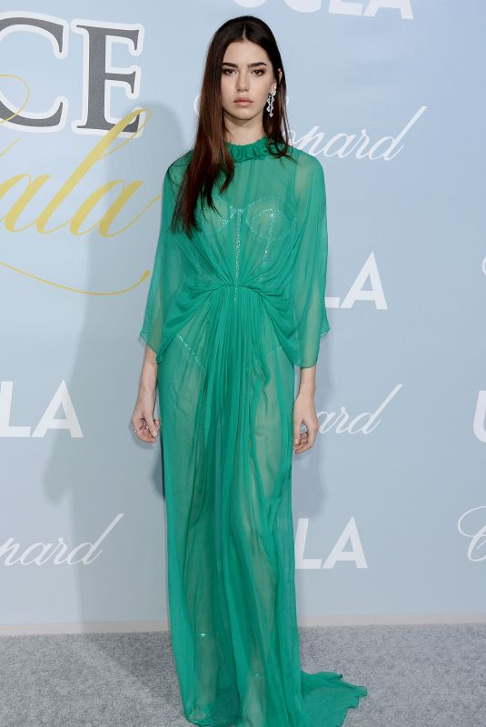 Helena Gatsby At 2019 Hollywood For Science Gala Los Angeles