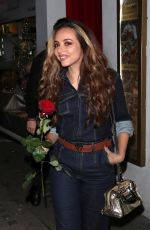 Jade Thirlwall Leaving Bunga Bunga Covent Garden in London