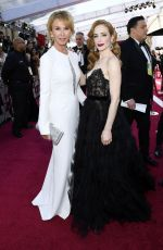 Jaime Ray Newman At 91st Annual Academy Awards in LA