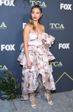 Jamie Chung At Fox Winter TCA in Los Angeles