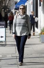 Jane Lynch During a solo outing in Studio City