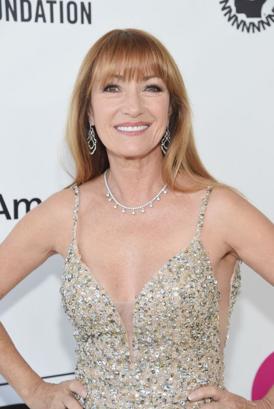 Jane Seymour At elton john aids foundation academy awards viewing party in WeHo