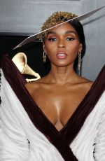 Janelle Monae At 61st Annual Grammy Awards Los Angeles