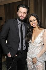 Jeanine Mason At Mercedes-Benz Oscars Viewing Party in Beverly Hills