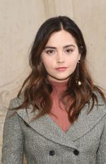 Jenna Coleman At Christian Dior show during PFW Womenswear F/W 2019/2020 in Paris, France
