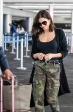 Jenna Dewan Arriving to LAX Airport in Los Angeles