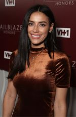 Jennifer Delgado At VH1 Trailblazer Honors, Wilshire Ebell Theatre, Los Angeles