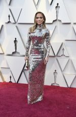 Jennifer Lopez At 91st Annual Academy Awards at Hollywood and Highland in Hollywood