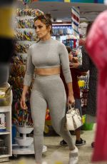 Jennifer Lopez Candy shopping in Miami
