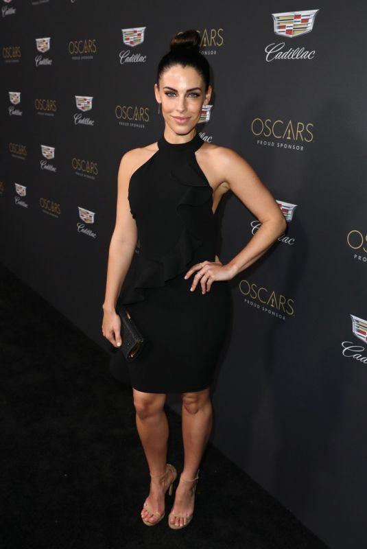 Jessica Lowndes At Cadillac celebrates The 91st Annual Academy Awards in Los Angeles