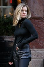 Joy Corrigan At photoshoot in NYC
