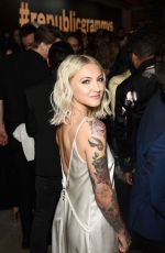 Julia Michaels At Republic Grammys After Party in LA