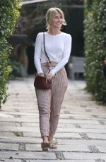 Julianne Hough and Camila Forero are spotted out together in Hollywood