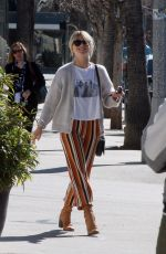 Julianne Hough Out at Joan