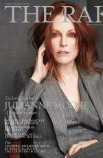 Julianne Moore - The Rake Magazine photography Richard Phibbs February 2019