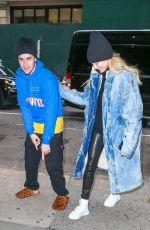 Justin Bieber and wife Hailey Baldwin got the NYC blues in New York