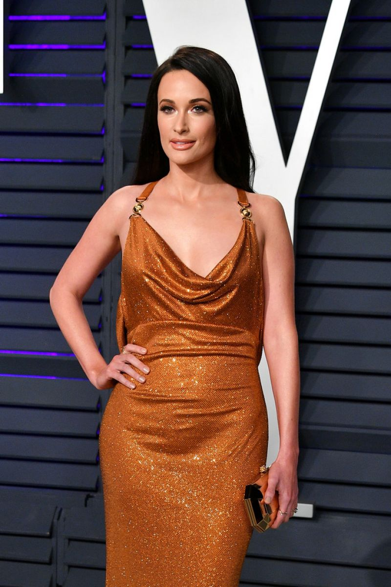 Kacey Musgraves At 2019 Vanity Fair Oscar Party In Beverly