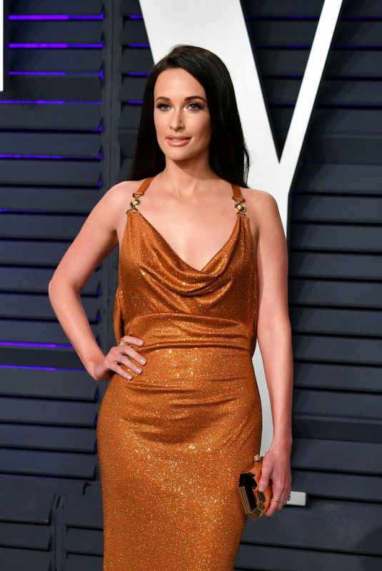 Kacey Musgraves At 2019 Vanity Fair Oscar Party in Beverly Hills