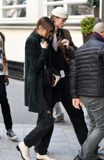 Kaia Gerber Out and about in Paris