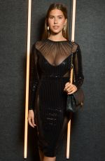 Kara Del Toro At Boss Fashion Show in NYC