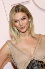 Karlie Kloss At Tom Ford fashion show arrivals in New York