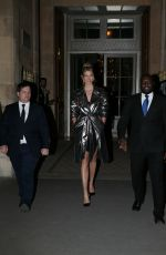 Karlie Kloss Out in Paris