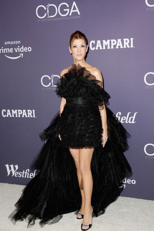 Kate Walsh At 21st Costume Designers Guild Awards (CDGA) in Beverly Hills