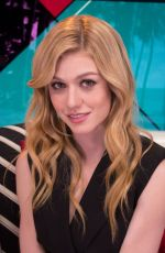 Katherine McNamara At Young Hollywood Studios in LA