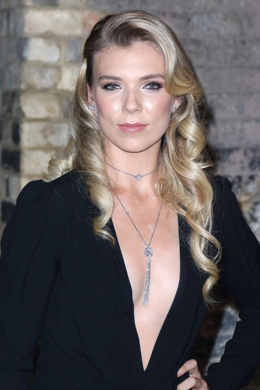 Katie Boulter At late fabulous fund fair in London