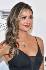 Katie Cleary At elton john aids foundation academy awards viewing party in WeHo