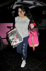 Katie Price and Kris Boyson seen in Liverpool