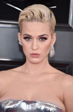 Katy Perry At 61st Annual Grammy Awards in LA