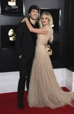 Kelsea Ballerini At 61st Annual GRAMMY Awards in Los Angeles