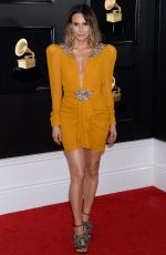 Keltie Knight At 61st Annual Grammy Awards Los Angeles