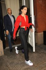 Kendall Jenner O&A in NYC
