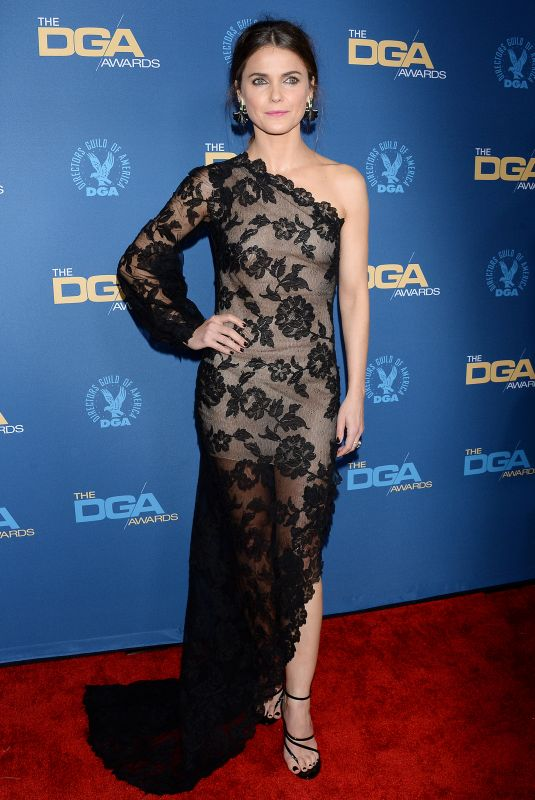 Keri Russell At 71st Annual Directors Guild Of America Awards in Hollywood