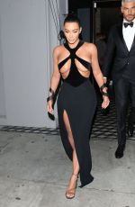 Kim Kardashian Leaving the 5th Annual Hollywood Beauty Awards in Hollywood