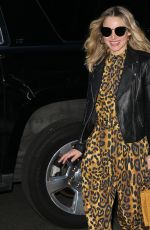 Kristen Bell Arrives at The Wilson to launch Hello Bello in New York City