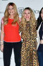 Kristen Bell At Launch of Hello Bello at Mamarazzi host by the Moms at The Wilson in New York City
