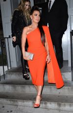 Kyle Richards Arrives at Bravo