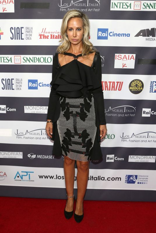 Lady Victoria Hervey At 14th Annual Los Angeles Italia Film Fashion And Art Fest in Hollywood