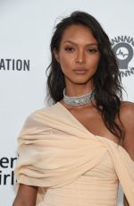 Lais Ribeiro At elton john aids foundation academy awards viewing party in WeHo
