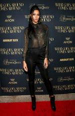 Lais Ribeiro At What Goes Around Comes Around flagship opening in NYC