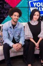 Lana Condor At The Young Hollywood Studio In Los Angeles