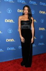 Laura Harrier At 71st Annual Directors Guild Of America Awards in Hollywood